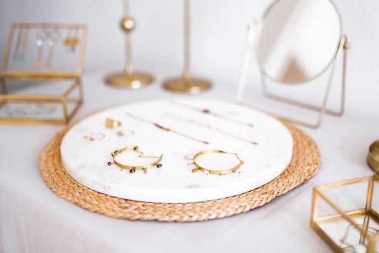 Ginger Jewels hangefertigter Schmuck_Ohrringe_Ringe_Armbänder