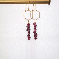Elegant Hexagon_Ginger Jewels