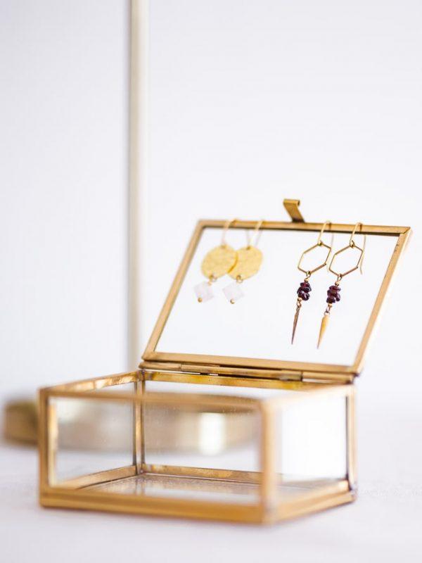 Ginger Jewels Ohrringe